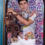 علی آرامی   آهنگ جدید بنام حفله