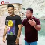 اسلام رحیمی و ابراهیم آروین آهنگ جدید بصورت حفله