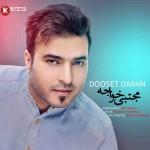 مجتبی خواجه آهنگ جدید بنام دوست دارم
