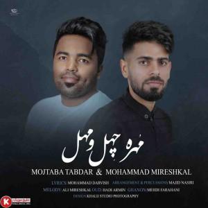 مجتبی تابدار و محمد میرشکال آهنگ جدید بنام مهره چهل و مهل