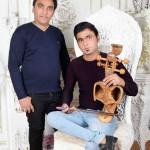 علی موسی زاده و قنبر نارویی  آهنگ جدید اجرای زنده بصورت حفله محلی