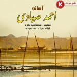 احمد صیادی آهنگ جدید و بسیار زیبا و شنیدنی بنام آمانه