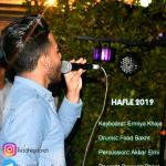 رضا حیدری آهنگ جدید اجرای زنده بصورت حفله