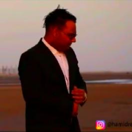 حمید رضا موسوی موزیک ویدیو جدید بنام دلم داغونه