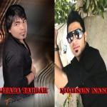 محسن ناصری و مجتبی تابدار