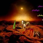مرتضی عطا بخش – علی اکبر , شور محشر , ذوالجناح
