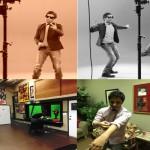 مهرشاد بهرامی – تصاویر پشت صحنه ی کلیپ منو مهمون خودت کن