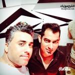 حمید جراره و جلال افروغ – اجرای زنده بستکی