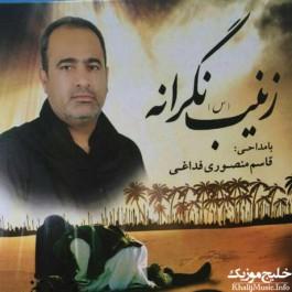 مداح قاسم منصوری فداغی – آلبوم جدید زینب نگرانه