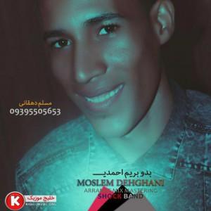 مسلم دهقانی آهنگ جدید و بسیار زیبا و شنیدنی بنام بدو بریم احمدی