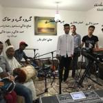 برهان فخاری – اجرای زنده حفله جدید ۹۴