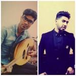 مهران میررستمی و احمد جمشید دو آهنگ جدید اجرای زنده و بسیار زیبا و شنیدنی بصورت حفله