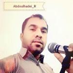 عبدالهادی رنجبر دو آهنگ جدید بنام طاقت و بصورت حفله