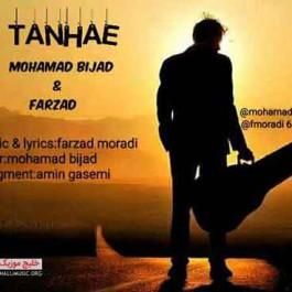 فرزاد مرادی و محمد بیجاد دانلود آهنگ جدید و بسیار زیبا و شنیدنی بنام تنهایی