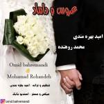 امید بهرمندی و محمد روهنده آهنگ جدید و بسیار زیبا و شنیدنی بنام  عروس و دوماد