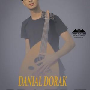 اجرای حفله جدید از دانیال دورک