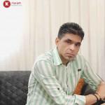 علی نصیبی دانلود آهنگ جدید به نام بی وفا