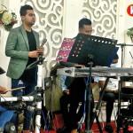 اجرای حفله شاد از برهان فخاری و احمد بهادری