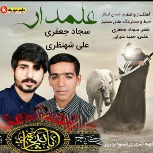 علمدار اثری مداحی جدید از سجاد جعفری و علی شهنظری