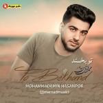 تو بخند اثری جدید از محمد امین حسن پور