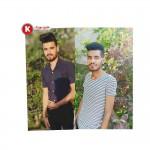 کاظم رنجبری و یونس بشارت آهنگ جدید اجرای زنده بصورت حفله