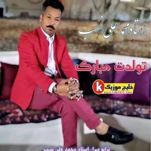 استاد محمد علی نسب دانلود آهنگ جدید و بسیار زیبا و شنیدنی بنام تولدت مبارک